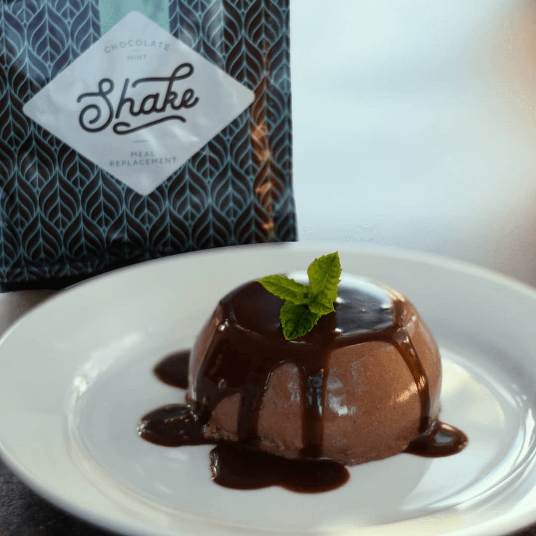 Chocolate Mint Mousse