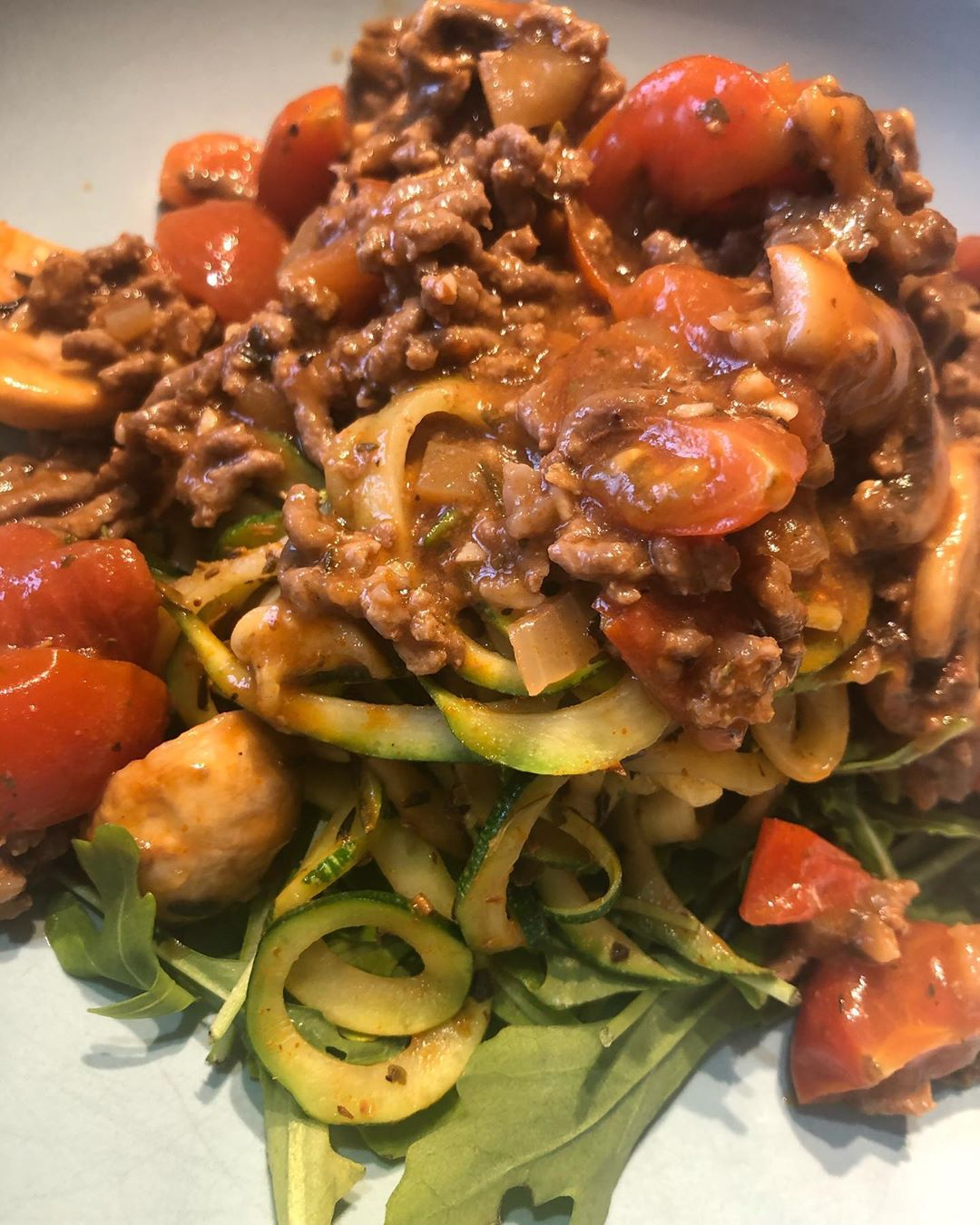 Low Calorie Bolognese Recipe