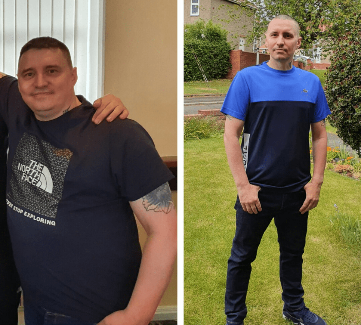 Diabetes Week: Meet John who has lost over 4 stone