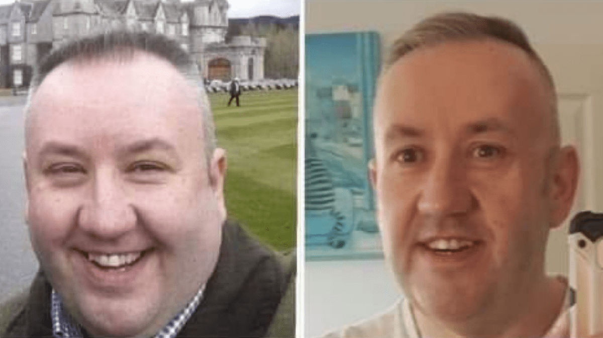 Alex has lost 10 stone using the exante 800 plan