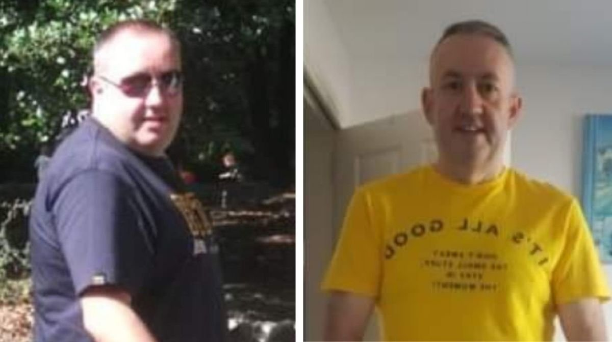 10 Stone Lost During Lockdown: Alex's Success Story