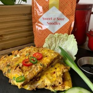 exante Sweet and Sour Noodles Omlette