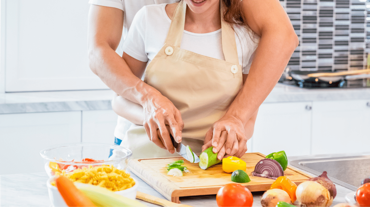 Dieting with your significant other. Ten tips to help you succeed