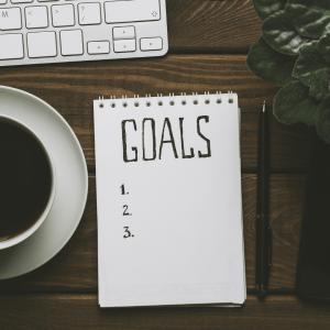 When following an exante diet plan, set clear goals