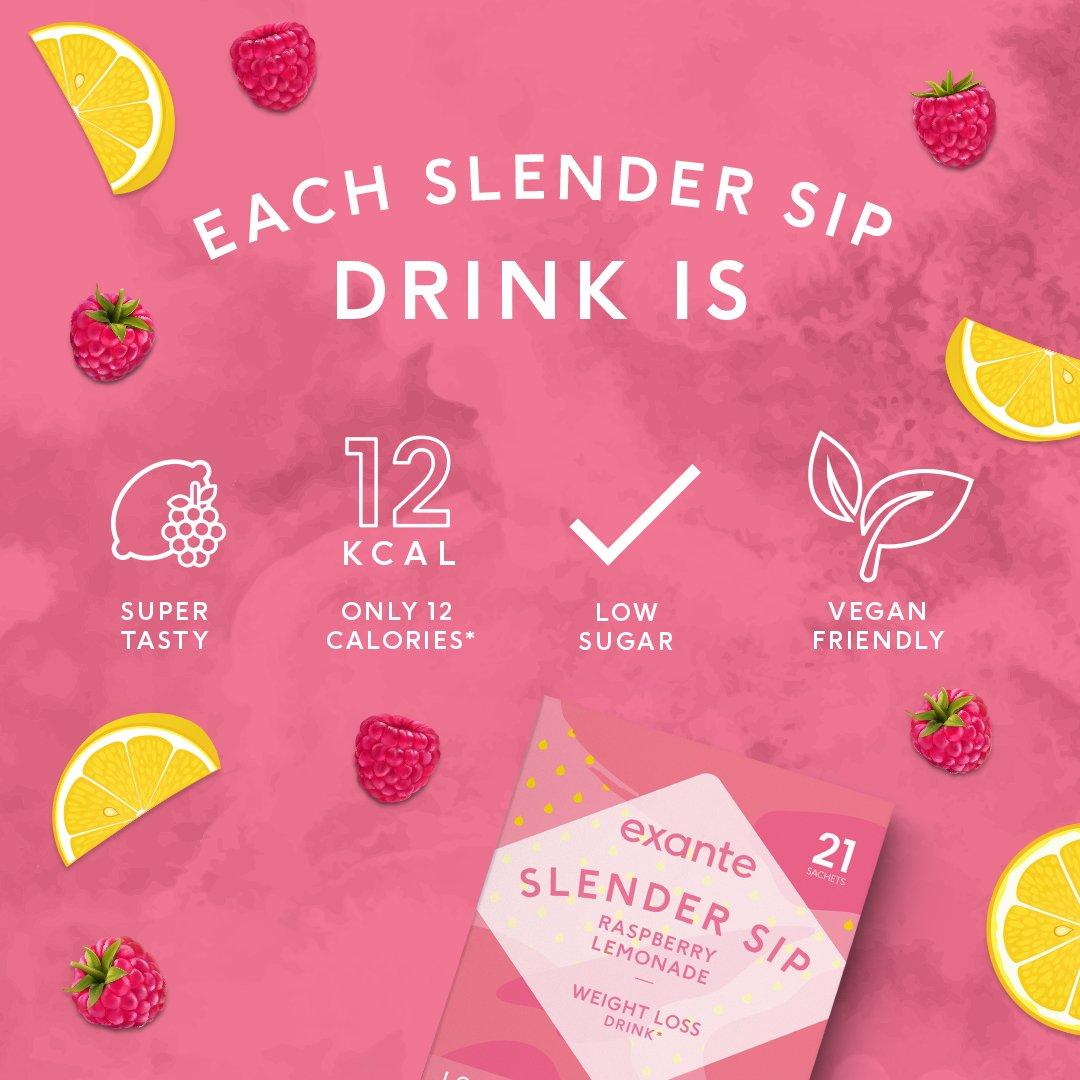 slender sip benefits