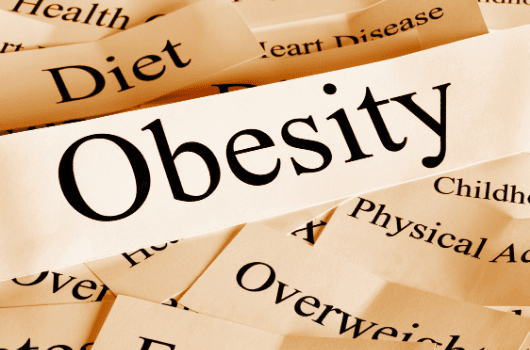 How does obesity impact our health?