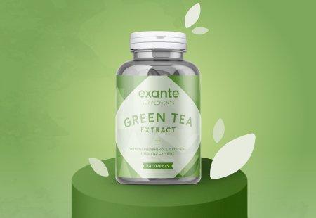 green tea extract exante