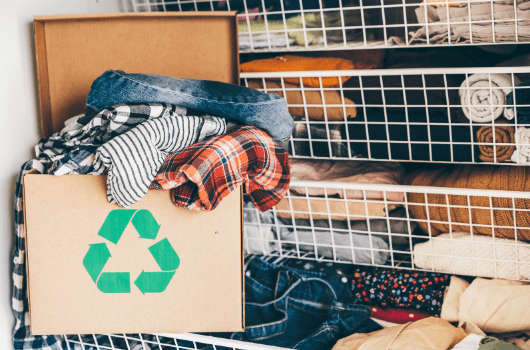 Second-hand Wardrobe Week: Four ways to give your old clothes a new life