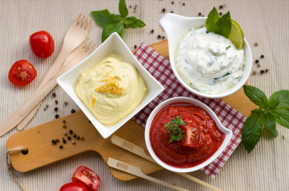 Let's Get Saucy: The Nation's Favourite Condiment
