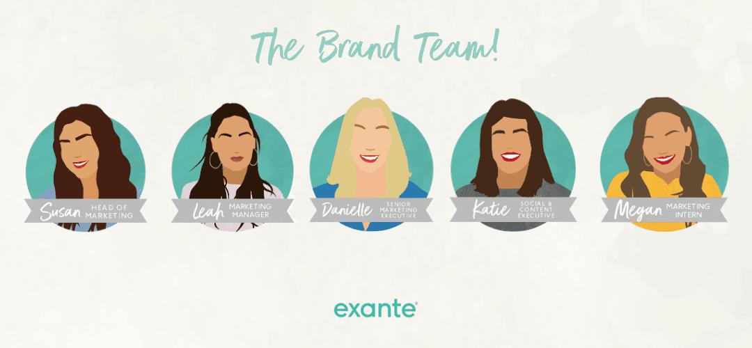 exante brand team