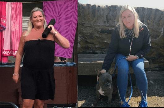 Michelle lost 2.5 stone on exante, and is on track to put her Diabetes T2 into Remission!