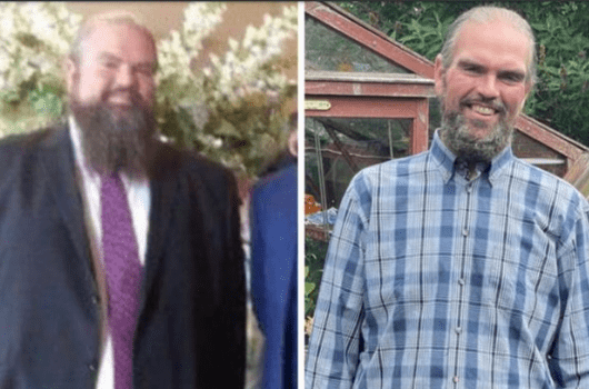 How Justin lost 7 stone and took control of his T2 Diabetes!