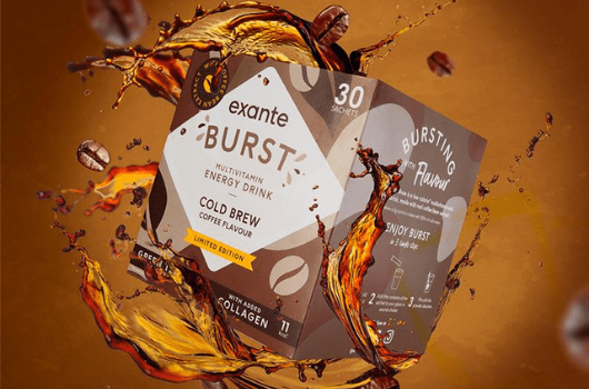 exante BURST...The Multivitamin Drink You Need Right Now!