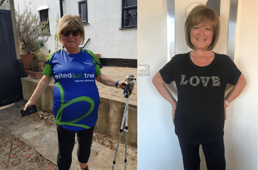 Meet the ladies who have taken control of their Diabetes T2 using exante...