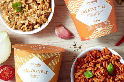 The easiest meal prep ever...introducing NEW savoury Pot Meals!