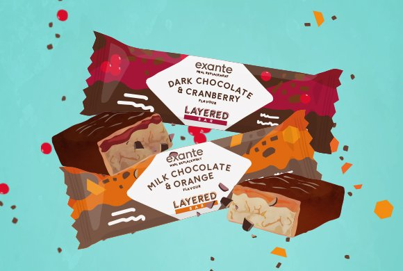 Introducing our NEW Chocolate Layered Bars
