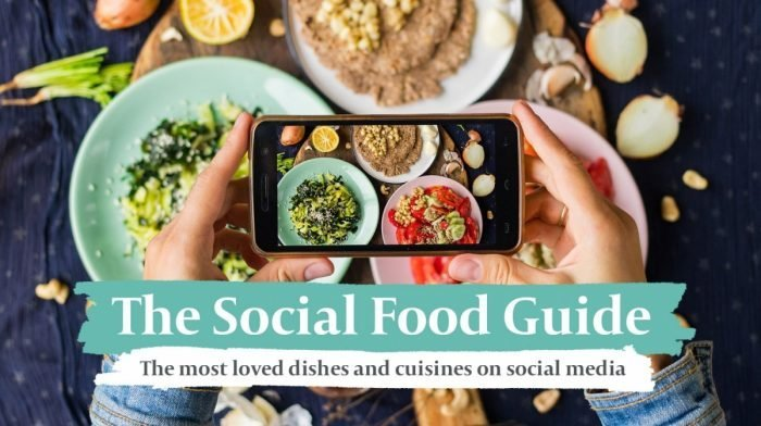 The Social Food Guide