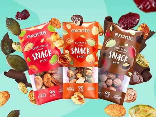 Snacking Just Got Even Better: Introducing our NEW Snack Shots