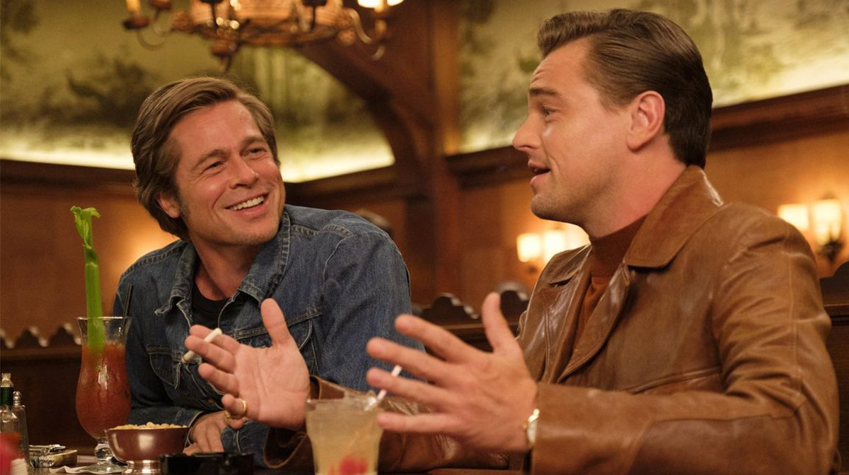 Review – Once Upon A Time In Hollywood