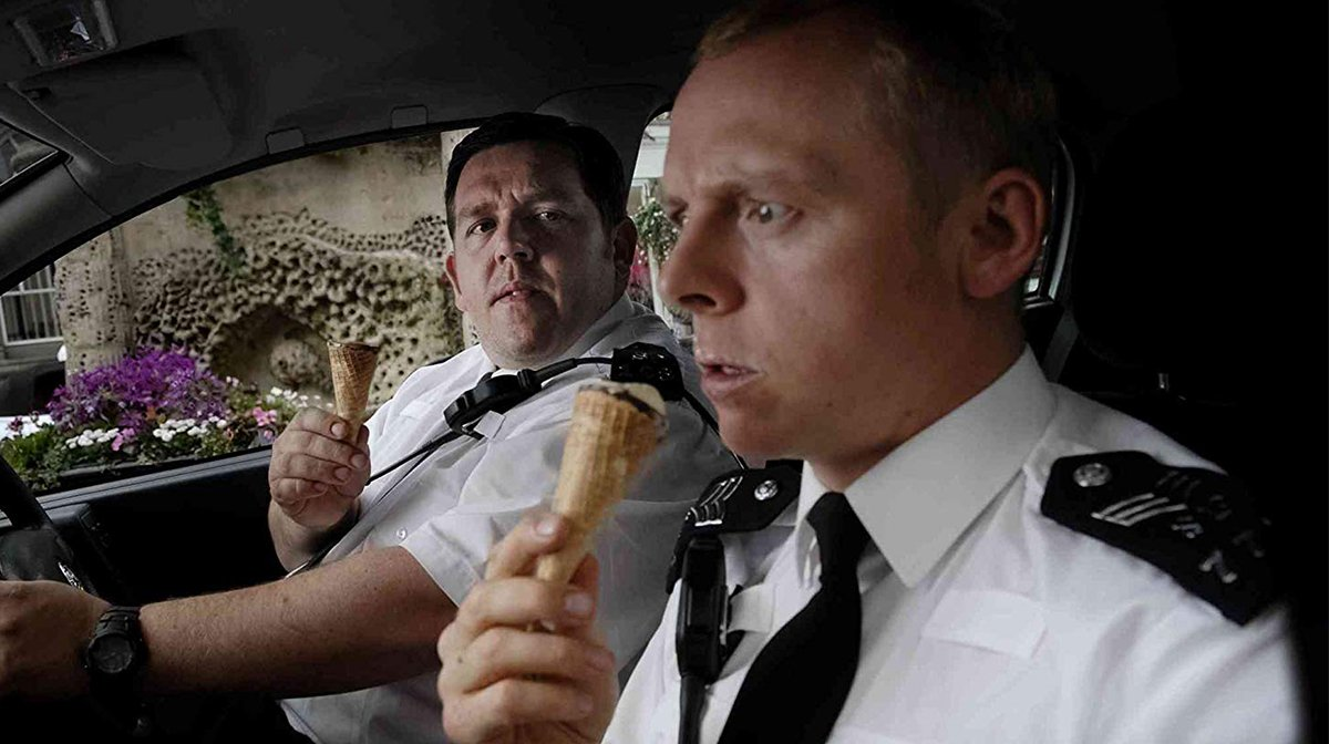 The Enduring Brilliance Of The Cornetto Trilogy