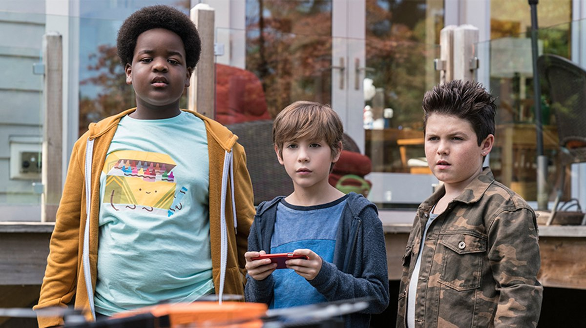 Good Boys Review - A Charming And Hilarious Tween Comedy With Heart