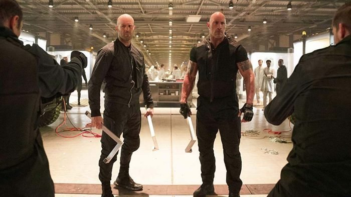 Review – Fast & Furious Presents: Hobbs & Shaw