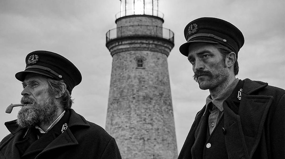 TIFF 2019: The Lighthouse - Review