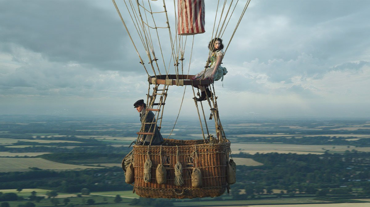 LFF 2019: The Aeronauts - Review