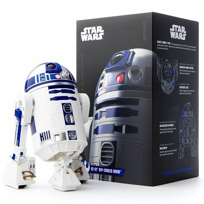 R2-D2 App Enabled Droid