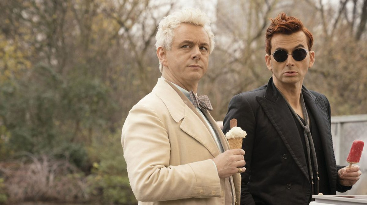 Good Omens: From Page To Screen