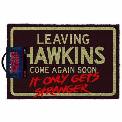Hawkins Doormat