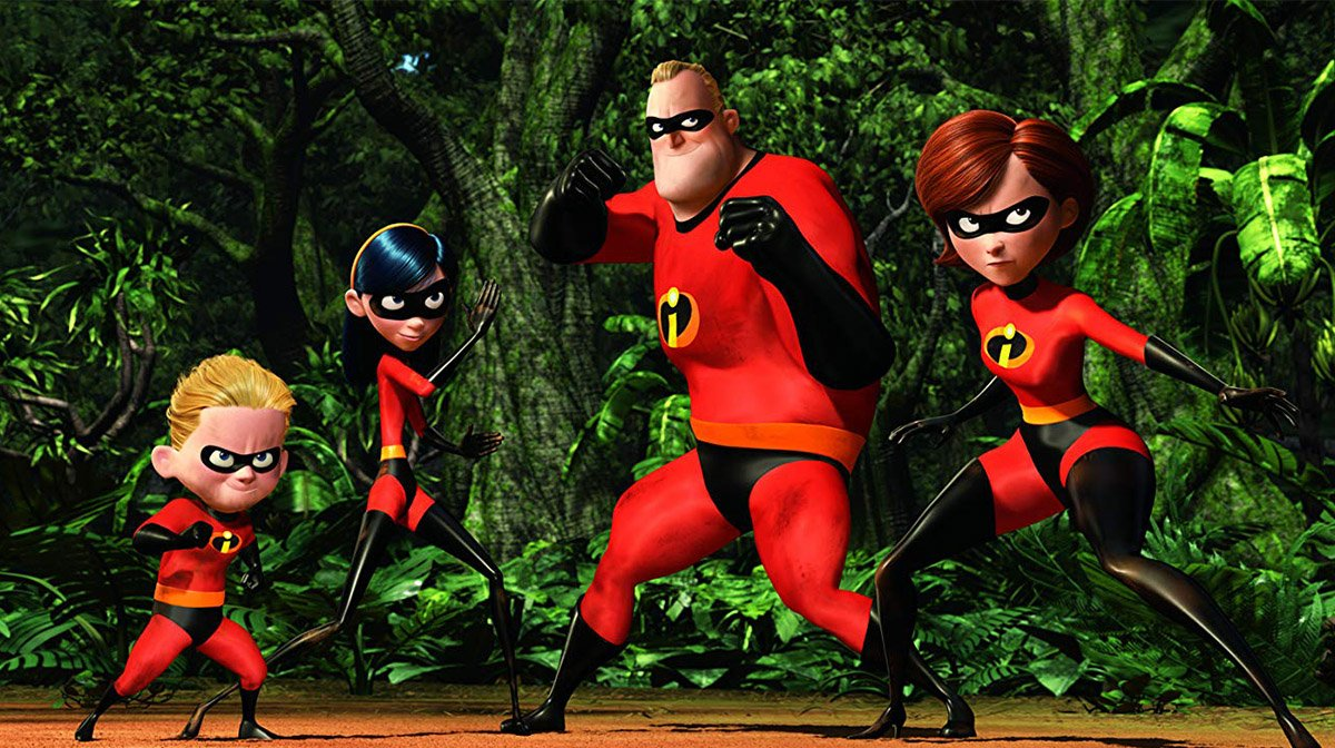 The Incredibles: Is It The Ultimate Superhero Movie?