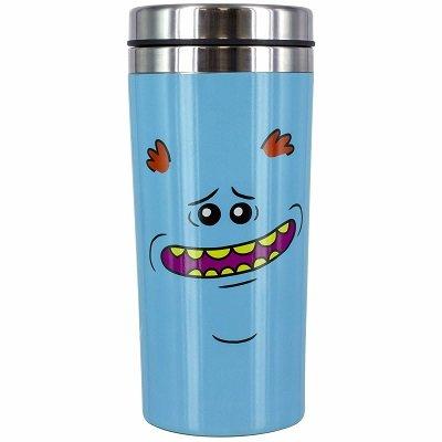 Mr Meeseeks Travel Mug