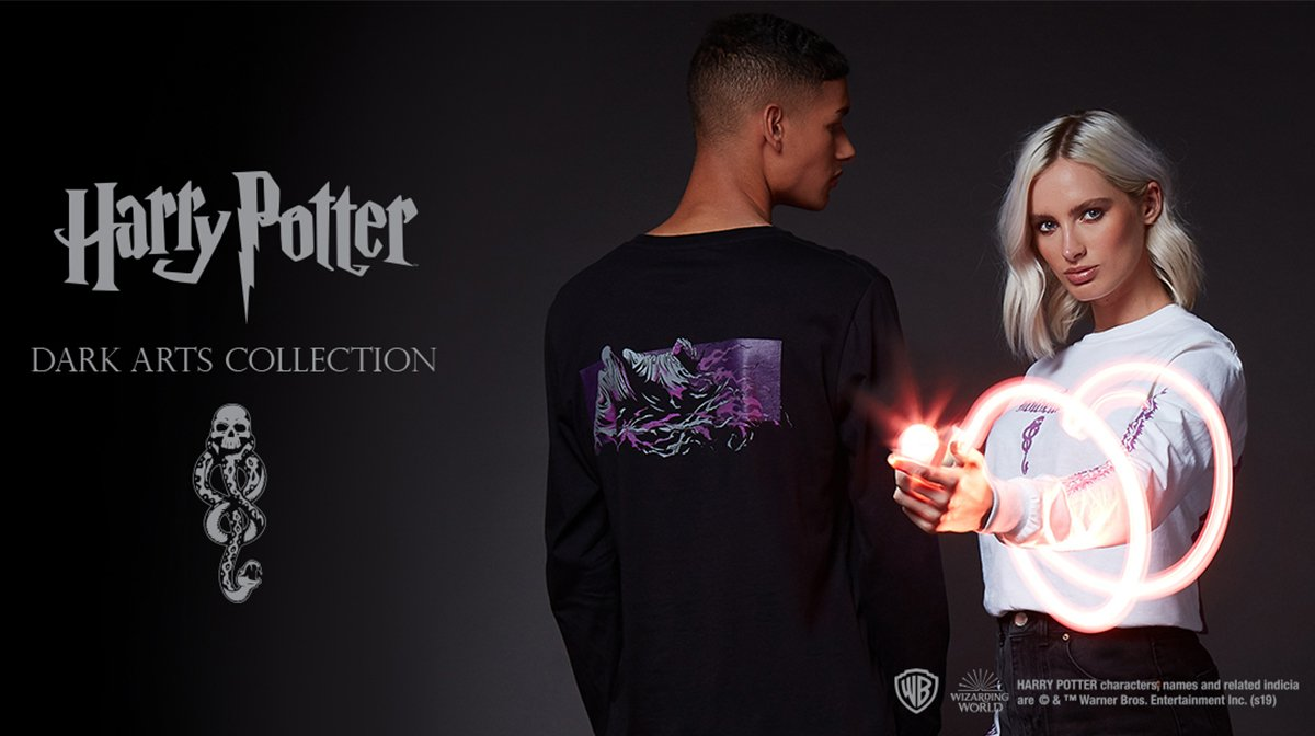 Sneak Peek: Zavvi's Exclusive Harry Potter: Dark Arts Collection
