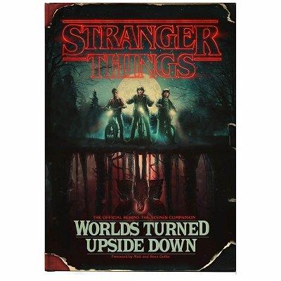 Stranger Things Hardback