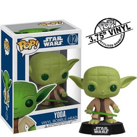 Yoda Pop Vinyl Star Wars