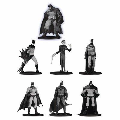 Batman And Joker Figures