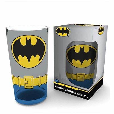 Batman Costume Glass
