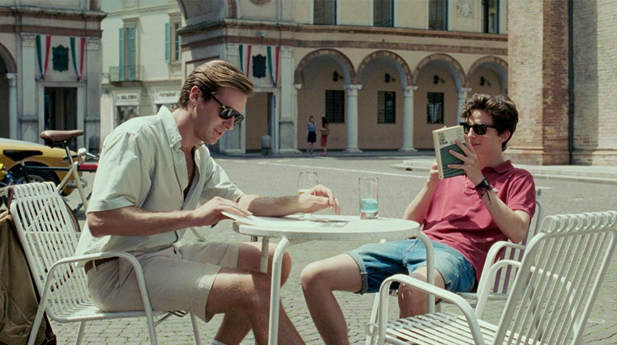 Zavvi's Best Films Of The Decade: Call Me By Your Name