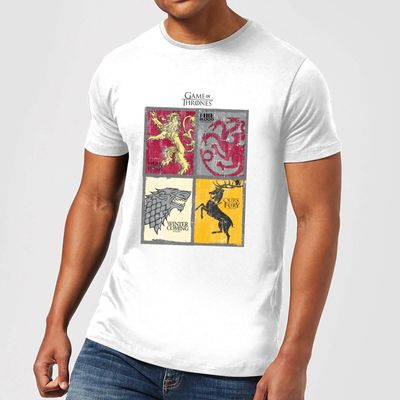Houses Game Of Thrones T-Shirt