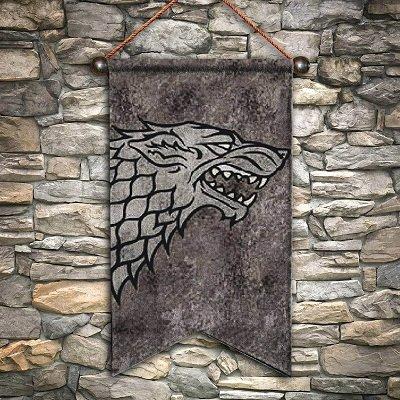 Stark Wall Tapestry