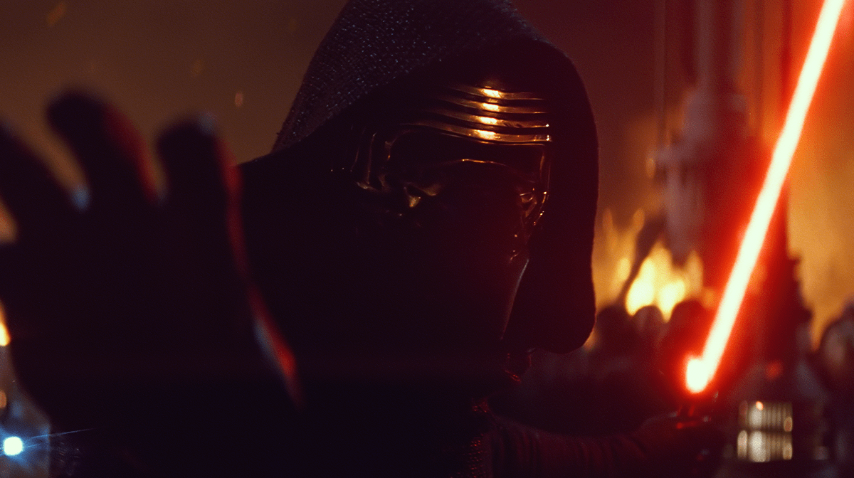 Kylo Ren And The Opposition To The Light