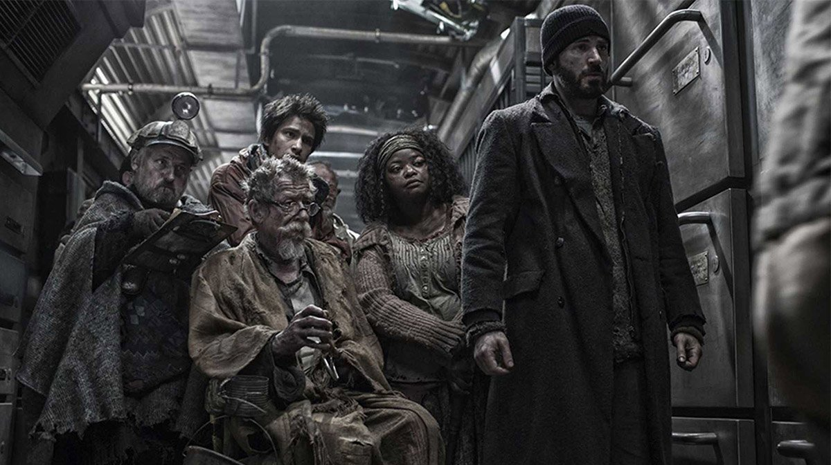 Zavvi's Best Films Of The Decade: Snowpiercer