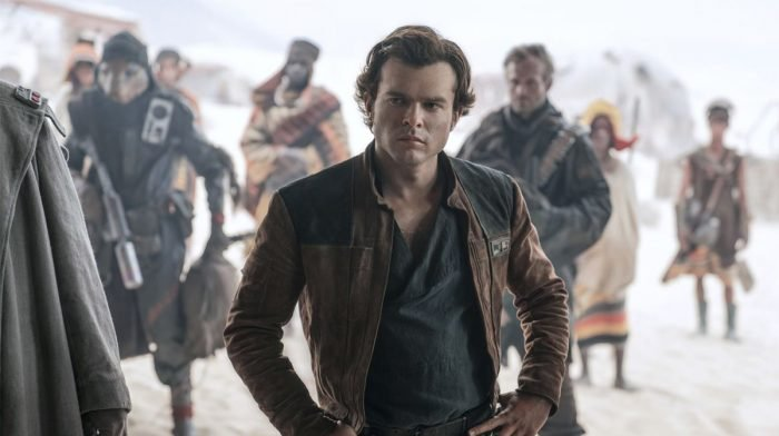 Solo: A Star Wars Underdog Story