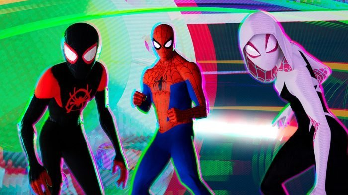 Zavvi's Best Films Of The Decade: Spider-Man: Into The Spider-Verse