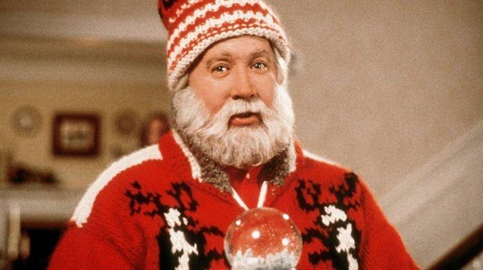 The Ten Best Movie Santas