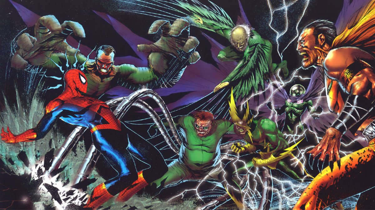 Sinister Six: What The Morbius Trailer Tells Us About The Potential Film