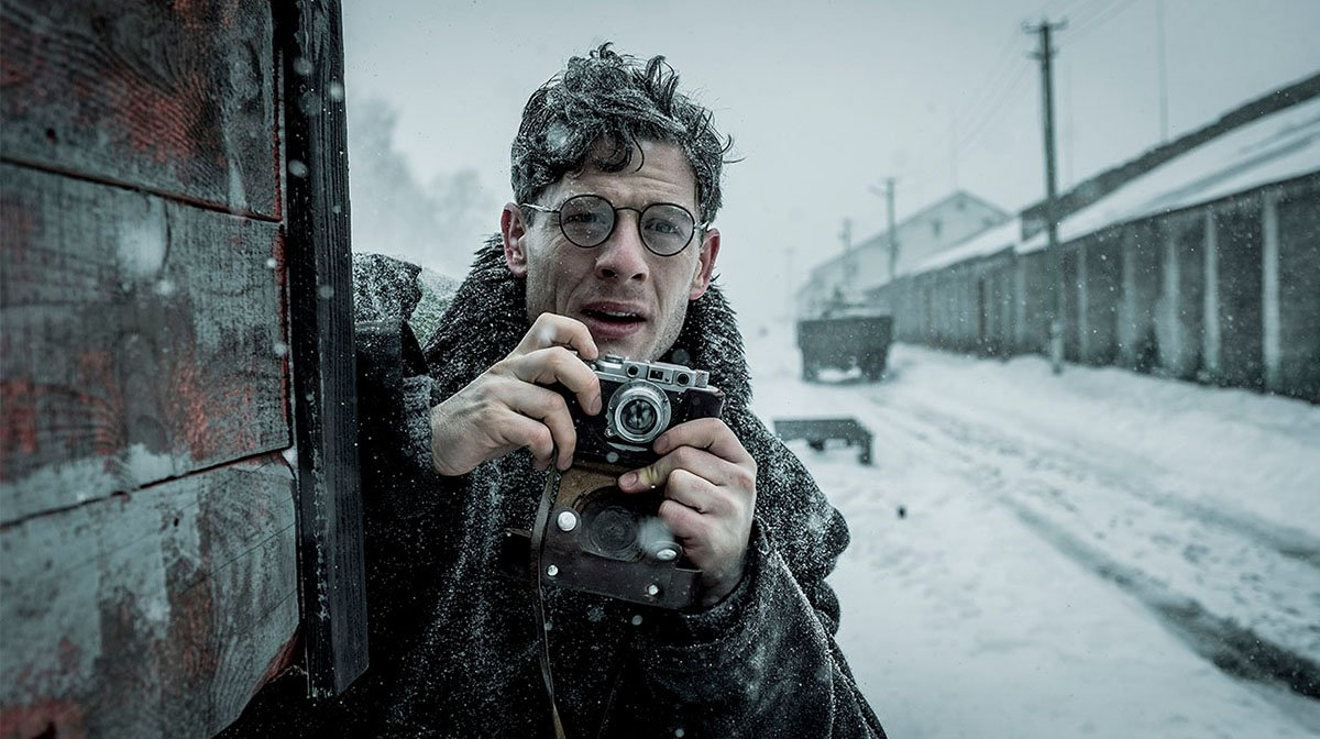 Interview: Director Agnieszka Holland On Her New Film Mr. Jones