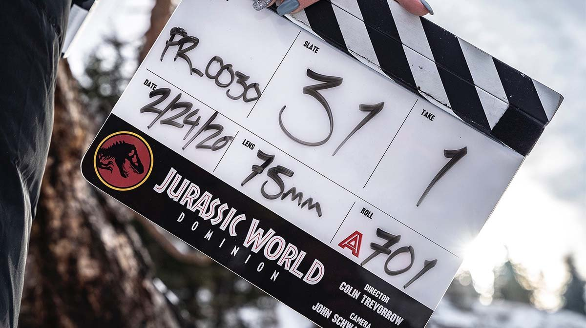 Jurassic World 3 Title Revealed As Filming Starts