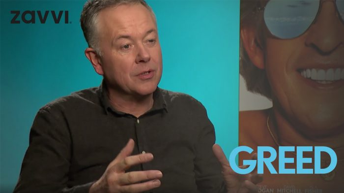 Interview: Michael Winterbottom On His New Comedy Film Greed